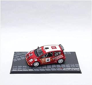 Coches Rally IXO 1:43 1/43 Citroen C2 S1600 Rossetti-De Luis 2004 Targa Flor eRAL085