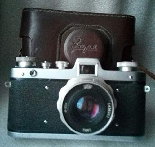 Affordable Fed Zarya USSR Soviet Union Russian 35 mm Leica Copy RF Camera