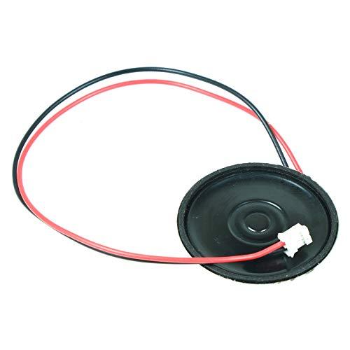 2W 8Ω Lautsprecher mit JST-Anschluss, 40mm Durchmesser, JST-PH, 8 Ohm