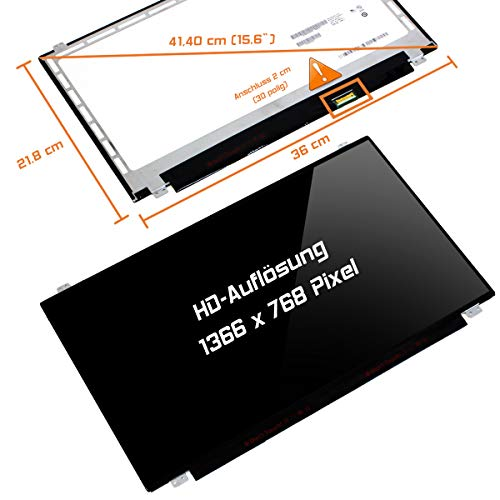 "Preisvergleich Produktbild Laptiptop 15, 6"" LED Display Screen Glossy 1366x768 WXGA HD N156BGE-E42 REV.C1 Panel Bildschirm"