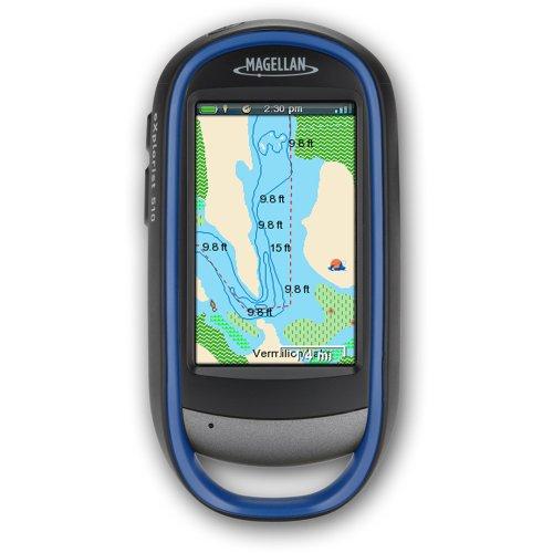 Best Deals! Magellan TX0510SG9NA GPS EXplorist 510 Pro Angler FHS3L SD