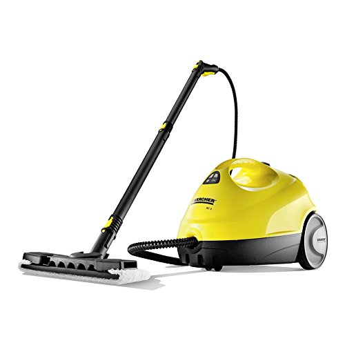 KARCHER SC-1020 Multi-use Steam Vacuum Cleaner (Yellow and Black)1.2L 1500W 220V-240V by Kärcher