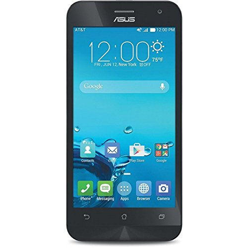 Asus Zenfone 2E Z00D 8GB Unlocked GSM 5' IPS Display Smartphone w/ 8MP Camera - Black