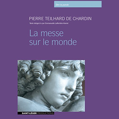 La messe sur le monde audiobook cover art