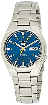 SEIKO Men s SNK615 Automatic Stainless Steel Watch
