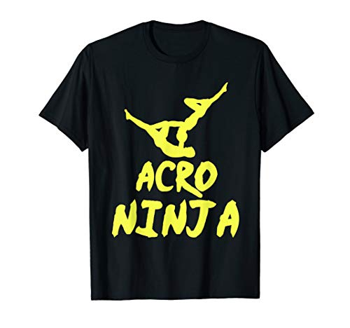 I Love Acroyoga Acro Yoga T-Shirt Acro Ninja Lifting Others T-Shirt