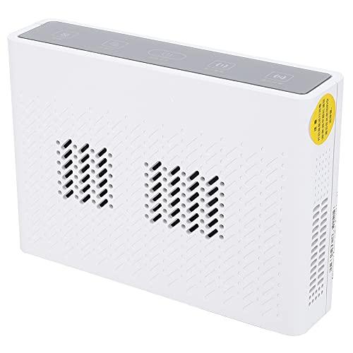 Purificador de aire Olor Mite Remoción Generador de ozono 453g Peso Desodorizador Máquina Para Baño Inodoro Blaxk