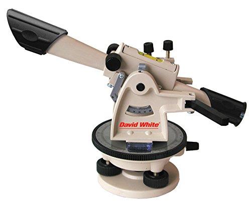 David White LT6-900 Meridian 22X Optical Level-Transit