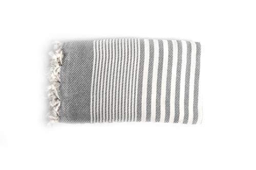 Bonamaison Pesthemal, Cotton, Multicolor, 97 X 170 Cm