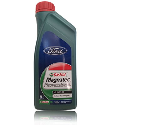 Castrol - Aceite de Motor Magnatec 0W-30 D, 1 litro