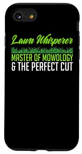iPhone SE (2020) / 7 / 8 gardener garden lawn mower robot lawn mowing lawn mower Case