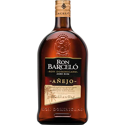 Barceló Barcelo Ron Añejo Dominicano Botella - 1750 ml