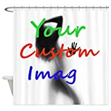 Professional Custom Shower Curtain (40x72)