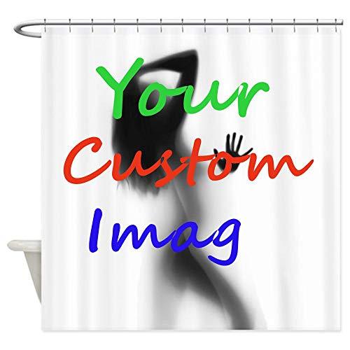 Professional Custom Shower Curtain (66x72)