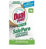 Dual Power Dual Power - Sal puro para lavavajillas, 1 kg – 500 g