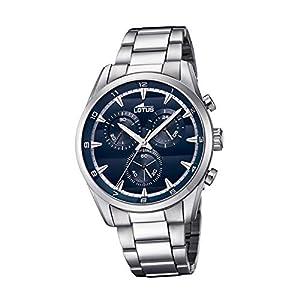 Lotus Chronograph 18365/2 Reloj de Pulsera para hombres muy deportivo