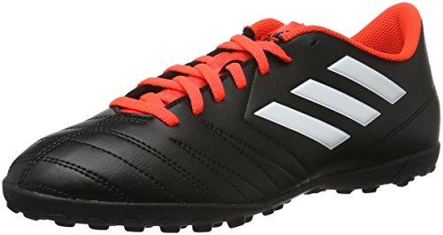 adidas Herren COPALETTO TF Fußballschuhe, Schwarz (schwarz/Weiß/Rot), 40 2/3 EU