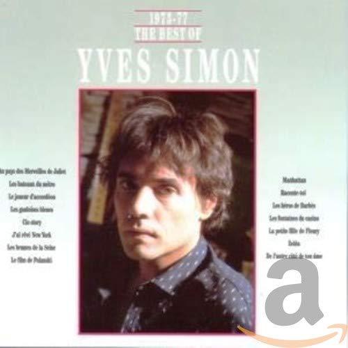 The Best Of Yves Simon - 1973-77