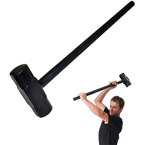 Fitness Hammer Strength Training Equipment 10kg Tire Hammer Physical Fitness Sledge-Hammer 🔥