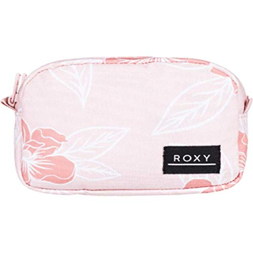 Roxy Morning Vibes Pencil Case, Silver Pink Philly s