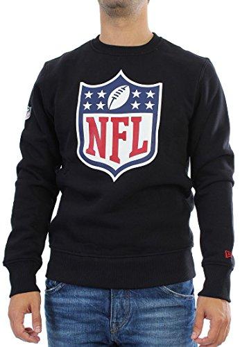New era Crewneck NFL Logo Black - S