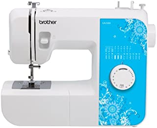 Brother Sewing Machine LX2500 Lightweight - 17 Stitch - 4 Step Buttonholer