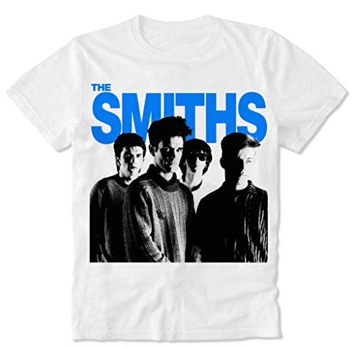 T-Shirt The Smiths The Queen is Dead Morrissey Meat is Murder Rock Punk Vintage Retro Indie Live M