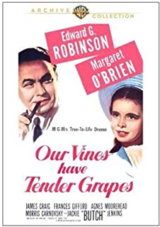 Our Vines Have Tender Grapes by Edward G. Robinson