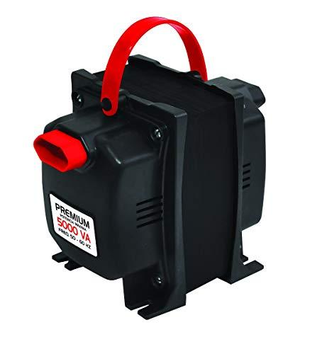 Auto Transformador de Voltagem 5000va Automático Bivolt 110v / 220v ou 220v / 110v Fiolux Premium