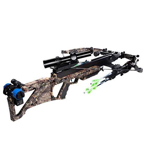 Excalibur Bulldog 440 Crossbow Package Free Scope Upgrade to XB-30 PRO Mossy Oak
