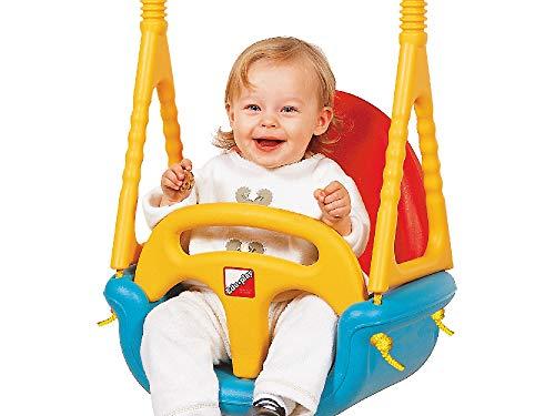 3in1 Mitwachsschaukel Swing Kinderschaukel Schaukel Kleinkindschaukel Edu-Play