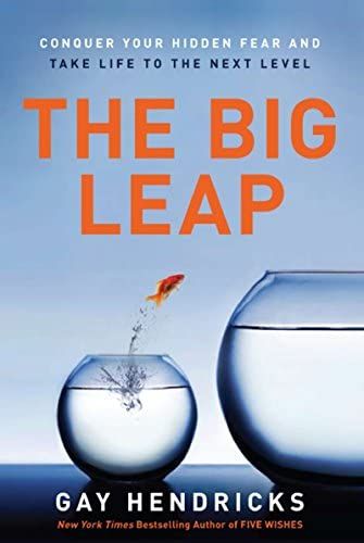 The Big Leap Conquer Your Hidden Fear and Take Life to the Next Level product image