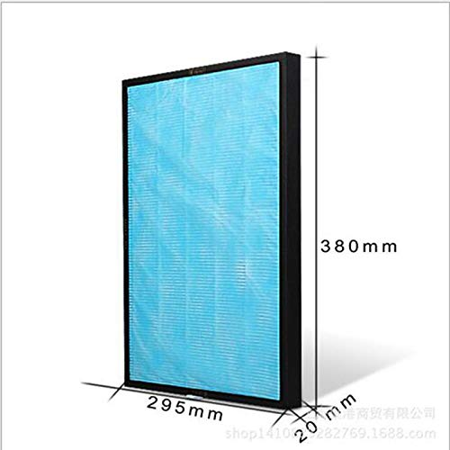 CAIM Air Purifier Replacement Filter 38 * 29.5 * 2cm Air Purifier Parts ABC-FKH15B HEPA Filter for SanYo ABC-HP14/ABC-AR15 Airmate AC16/17/27 Air Purifier Replacement