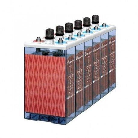 Batería estacionaria 6 x 6 OPzS 600 MASTER BATTERY 12V 900Ah C100