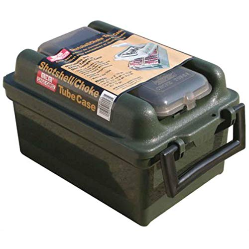 MTM 12 Gauge Shot Shell Ammunition Ammo Cartridge Carry Box Case
