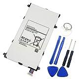 ASKC 3.8V 18.24Wh 4800mAh T4800E Tablette Batterie pour Samsung Galaxy Tab Pro 8.4' SM-T320 SM-T321...