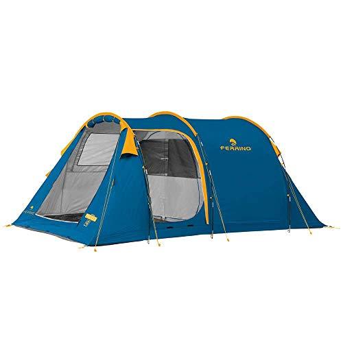 Ferrino Tent PROXES 4 Tienda de campaña, Adultos Unisex, Blue (Azul), Talla Única