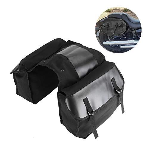 Folconauto Moto V/élo en Plein Air Sac De La Jambe Imperm/éable /À La Taille Taille Sac Hip Bum Ceinture Sac pour Randonn/ée /À V/élo Camping Chasse-Noir