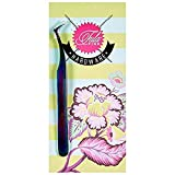 Brewer Sewing Tula Pink 4.5'' Swiss Style Tweezer, Multi Each -