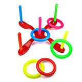 YAAVAAW Plastic Ring Toss Game,Q...