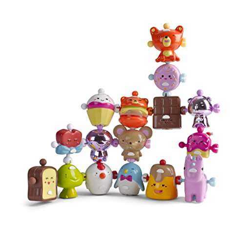Wizies- Pack de 16 figuritas (Famosa 700014281) , color/
