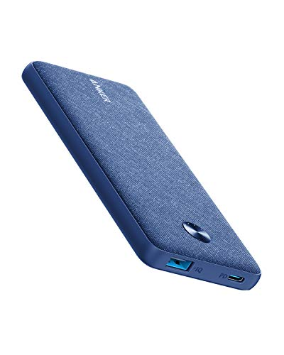 Anker PowerCore Slim 10000 PD - Ovillo de Lana, Color Azul