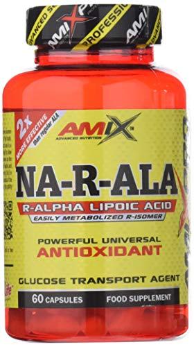 Amix Pro AMIX0222 NA-R-ALA, 60 Capsule