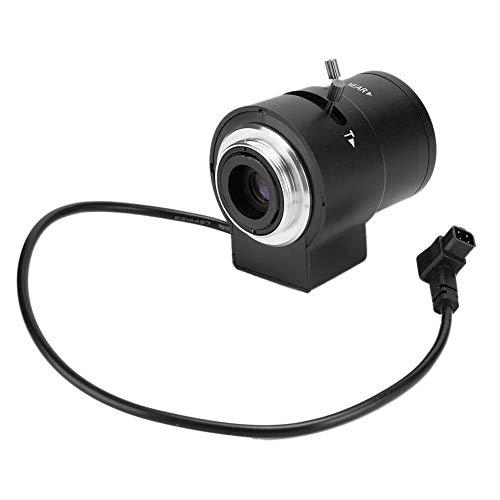 BTIHCEUOT Automatisches Iris-Zoomobjektiv, 720P, 3,5-8 mm Brennweite, CCTV HD CS-Anschluss für Blende der Überwachungskamera