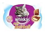 whiskas Anti-Hairball Premios para Gatos contra Las Bolas de Pelos -...