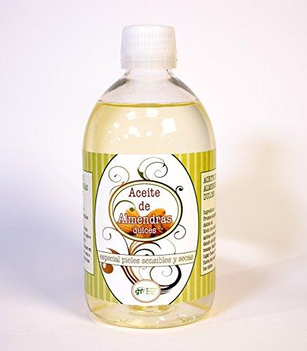 GHF - GHF Aceite de Almendras 500 ml