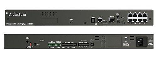 Monitoring System 500 II von Didactum - Überwachungssystem für Sicherheit und Schutz sensibler Bereiche
