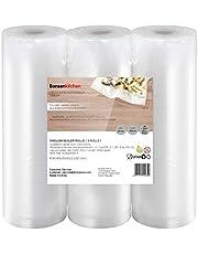 Bonsenkitchen VB8904 Vacuümzakken, professionele vacuümzakken voor vacuümverpakkers, kookvast en sous-vide zak