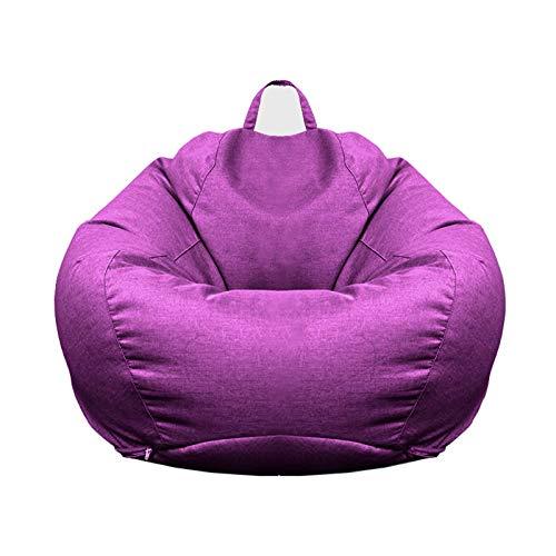 puff violeta de la marca RTMX&kk