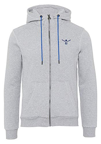 Chiemsee Herren Sweatjacke, Neutral Gray, S